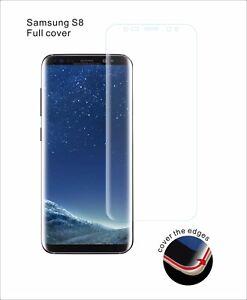 Full-Screen-Anti-Scratch-TPU-Screen-Protector-LCD-Guard-Film-Samsung-Galaxy-S8