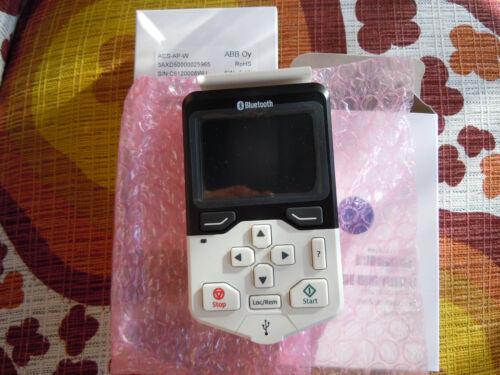 ABB Control panel  ACS-AP-W For Acs 380 Acs 580 Acs 880