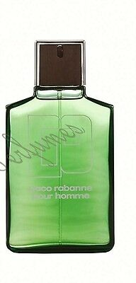 Paco Rabanne Pour Homme Eau de Toilette Spray 3.4oz 100ml * New * Original *