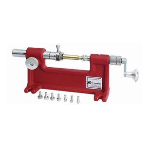 Hornady-Cam-Lock-Case-Trimmer-w-22-6mm-270-7mm-30-38-45-Caliber-Pilots-050140
