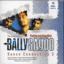BALLY SAGOO - DANCE CONNECTION 3 - NEW BHANGRA CD - FREE UK POST