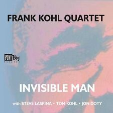 Frank Quartet Kohl - Invisible Man [New CD]