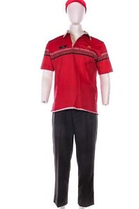 THE-AMERICANS-MCDONALD-039-S-WORKER-CRAIG-SCREEN-WORN-UNIFORM-SS-6