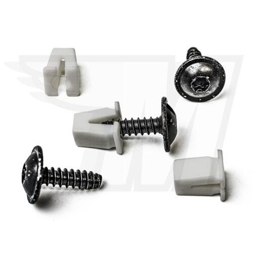 Metall Schraube für Audi VW Skoda 10x Universal Spreizmutter Clips