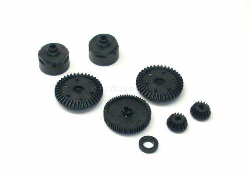 Getriebe G-Teile zu TT-01 Chassis Tamiya 51004 Ersatzgetriebe