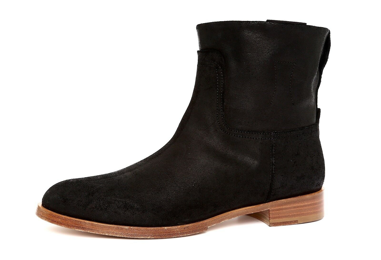 Rag & Bone Holly Women's Black Ankle Bootie Sz 41 *