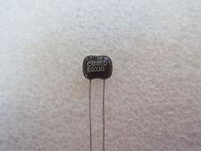 2 condensateurs Silver Mica 62pF 500V 5% Sangamo