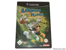 ## Looney Tunes: Back in Action (deutsch) Nintendo GameCube Spiel // GC - TOP ##