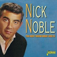 Nick Noble - You Don't Know What Love Is [new Cd] Uk - Import on Sale