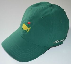 2019-MASTERS-GREEN-PERFORMANCE-SLOUCH-Golf-HAT-from-AUGUSTA-NATIONAL