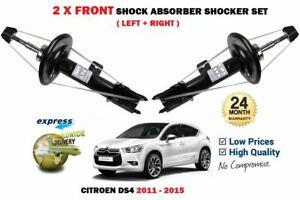 FOR CHEVROLET ORLANDO 2011--/> NEW 2X FRONT LEFT RIGHT SHOCK ABSORBER SHOCKER SET
