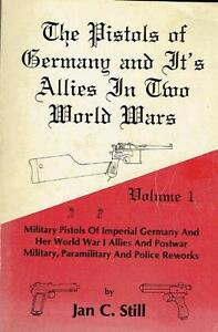 The-Pistols-of-Germany-and-It-039-s-Allies-in-Two-World-Wars