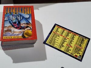 1993-X-MEN-SERIES-2-COMPLETE-TRADING-CARD-SET