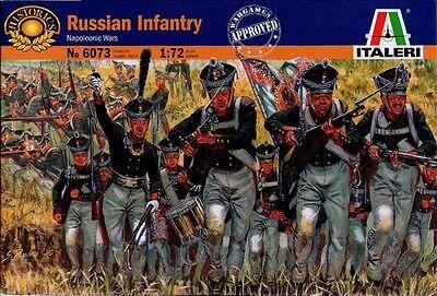 Italeri - Russian Infantry (napoleonic Wars) - 1:72 - 6073 Per Prevenire E Curare Le Malattie