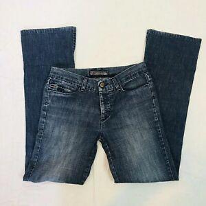 Joes Jeans Women S Bootcut Size 27 Blue Denim Medium Wash Inseam 30 Quot Ebay