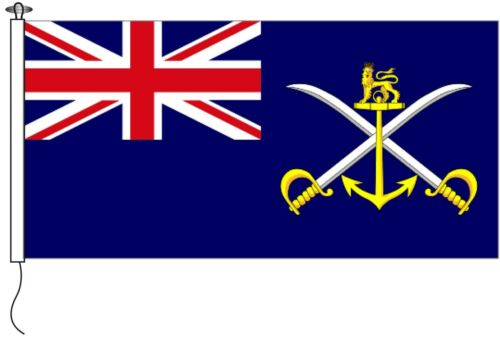 Army Sailing Association Ensign Burgee Flag Quality Flag Material ALLSizes