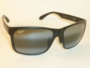 a1af6d1d53 Image is loading New-Authentic-Polarized-MAUI-JIM-RED-SANDS-Sunglasses-