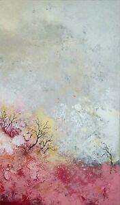 Original-Bilder-Acryl-auf-Leinwand-abstrakt-Landschaft-Natur-Malerei-Lynovskaja
