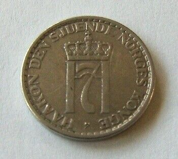 Skandinavien, mønter, 1 Krone