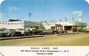 Hempstead L I Long Island Ny Small Cars Inc Volkswagen