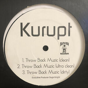 KURUPT-THROW-BACK-MUZIC-12-034-2005-RARE-MARK-SPARKS-THA-DOGG-POUND