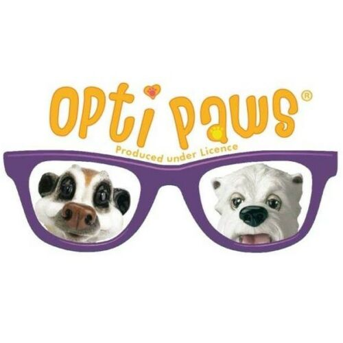 Details about  /Optipaws 8037 Jack Russell Dog Eye Glasses Holder