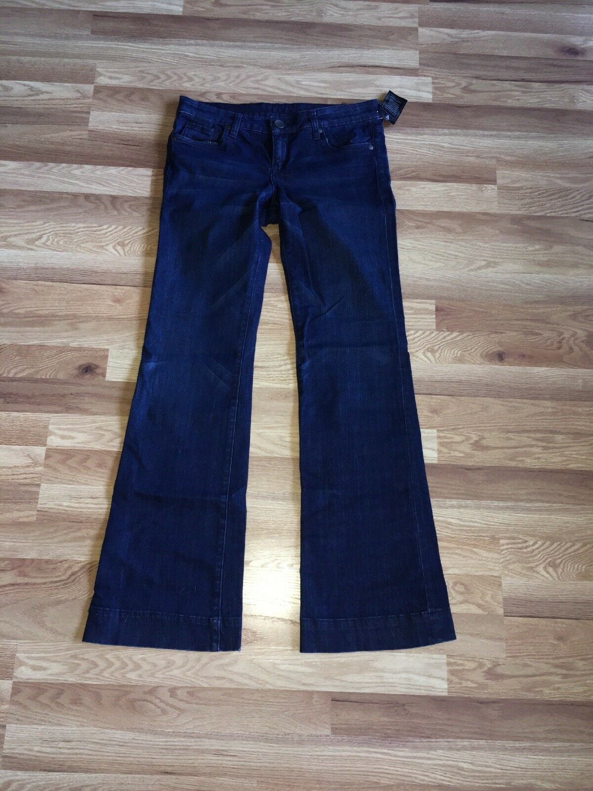 SEE THRU SOUL JEANS  Denim 29 Bella flare  Brescia New with Tags