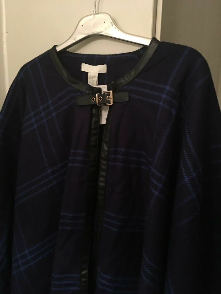 Poncho, str. One size, H&M