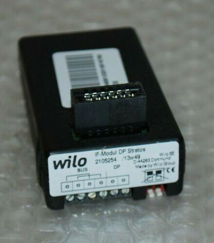 Wilo-si-Modul DP Stratos 2105254//14W45-entrega Gratis-A11//2//3