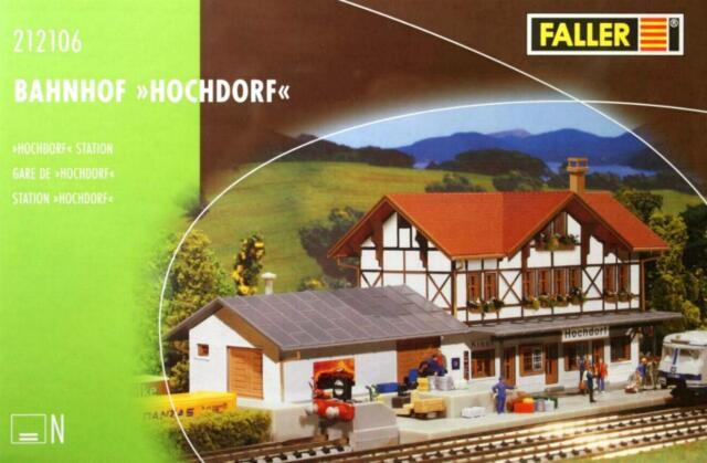 Faller 222125 N Bahnsteig NEU /& OvP