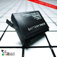 Ahdbt-401 Ahdbt401 Battery For Gopro Chdhx-401 Chdhx401 Hero4 Hero 4 Silver