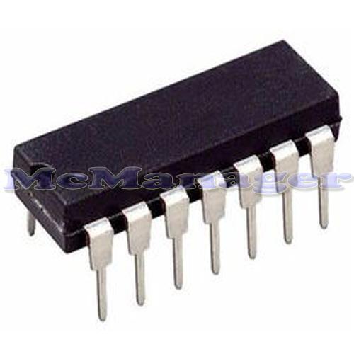 LM380N 2W  Amplificateur Audio IC DIP-14