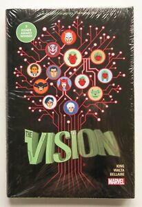 The Vision The Complete Collection Marvel Graphic Novel Comic Book