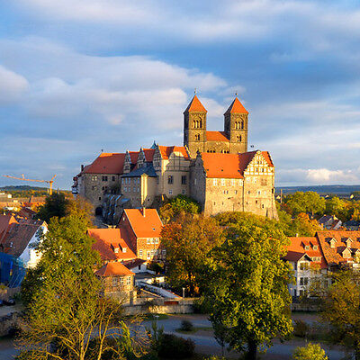 4Tg Kurzurlaub im Harz 4**** Wellness Hotel Quedlinburg Schloss Urlaub Kurzreise