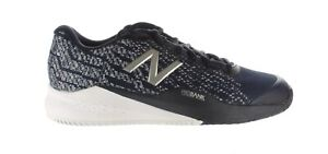 New Balance Womens Wch996n3 Pigment/White Tennis Shoes Size 8.5 (Wide) (1824069)