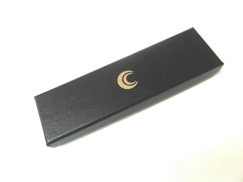 TREBLE CLEF Black and Gold REFILLABLE BALLPOINT PEN GIFT--BOXED-NEW MUSIC GIFT