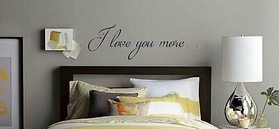 I Love you more than... You will ever know !!!! 36""