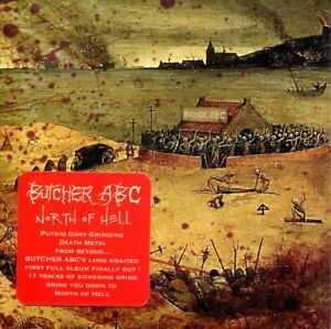 BUTCHER-ABC-North-Of-Hell-PAPERSLEEVE-GATEFOLD-CD
