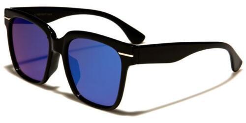 Designer occhiali da sole lente piatta quadrata Classic Big Grande Retrò Vintage Da Uomo Donna