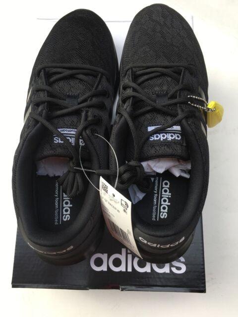 6e200036129ed adidas CF QT Racer Women s Sneakers - Core Black Core Black White