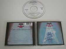 FRANK MARINO & MAHOGANY RUSH/TALES OF THE UNEXPECTED(COLUMBIA CK 35753) CD ALBUM