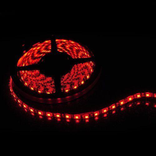 Black PCB 16.4ft//5M 60Leds//M 3528 /& 5050 SMD 300LEDs LED Light Strip Waterproof