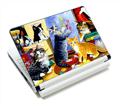 Cute 15.6 Universal Laptop Skin Cover Sticker Decal For HP Acer Dell ASUS Sony