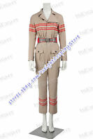 """Ghostbusters (2016) Dr. Abigail """"Abby"""" Yates Cosplay Costume Halloween Outfit"""