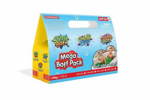 Valor BAFF Pack Conjunto de Regalo-Slime Gelli /& crujido