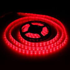 Super Bright 5M Red SMD 5630 300LED Strip Light Flexible IP65 Waterproof DC12V