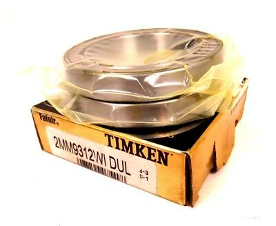 NEW TIMKEN FAFNIR 2MM9105WI DUL SUPER PRECISION BEARING 2MM9105WIDUL