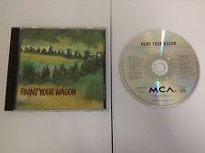 Paint Your Wagon ORIGINAL RECORDING MCA CD - MINT