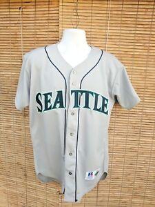 Image is loading Ken-Griffey-Jr-Seattle-Mariners-Russell-Athletic-Diamond- 894da1145