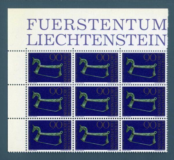 100% Vrai Liechtenstein - 1976 - 75° Anniversario Della Società Di Storia - Mnh - (c) SuppléMent éNergie Vitale Et Nourrir Yin